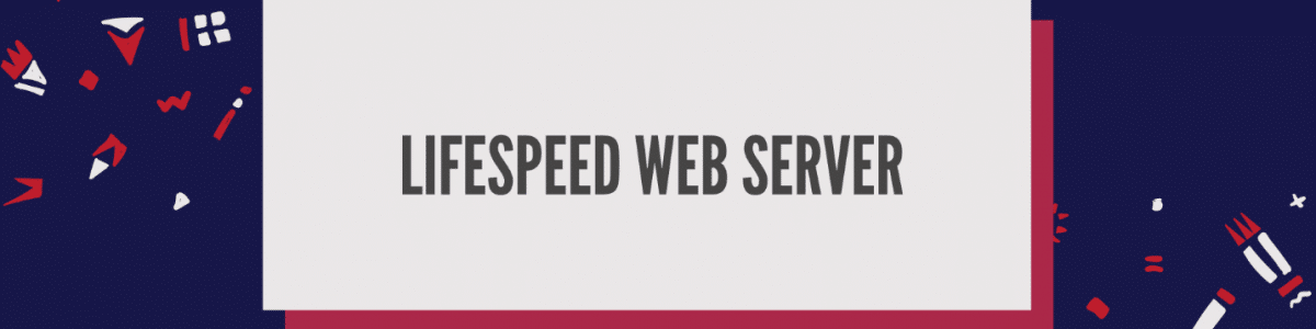 Lifespeed Web server