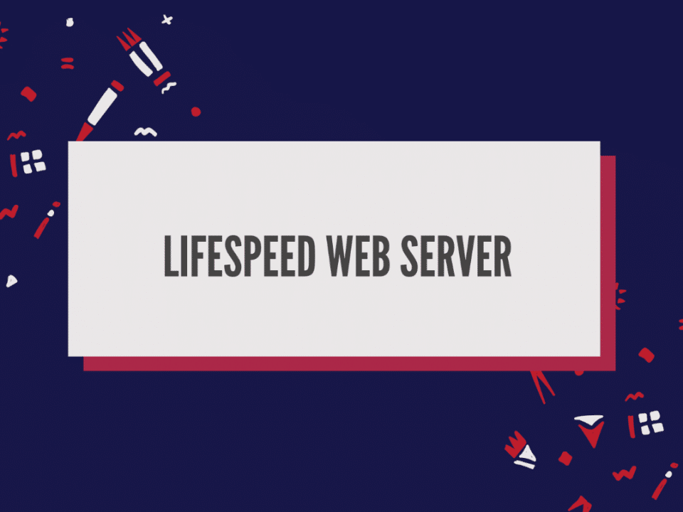 Lifespeed Web server